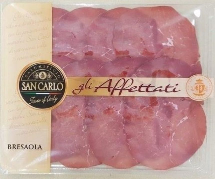 San Carlo Bresaola
