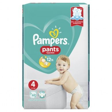 Pampers Pants Active Baby (Velikost 4)