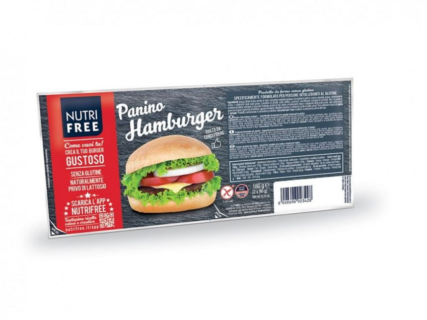 Nutrifree Hamburger housky