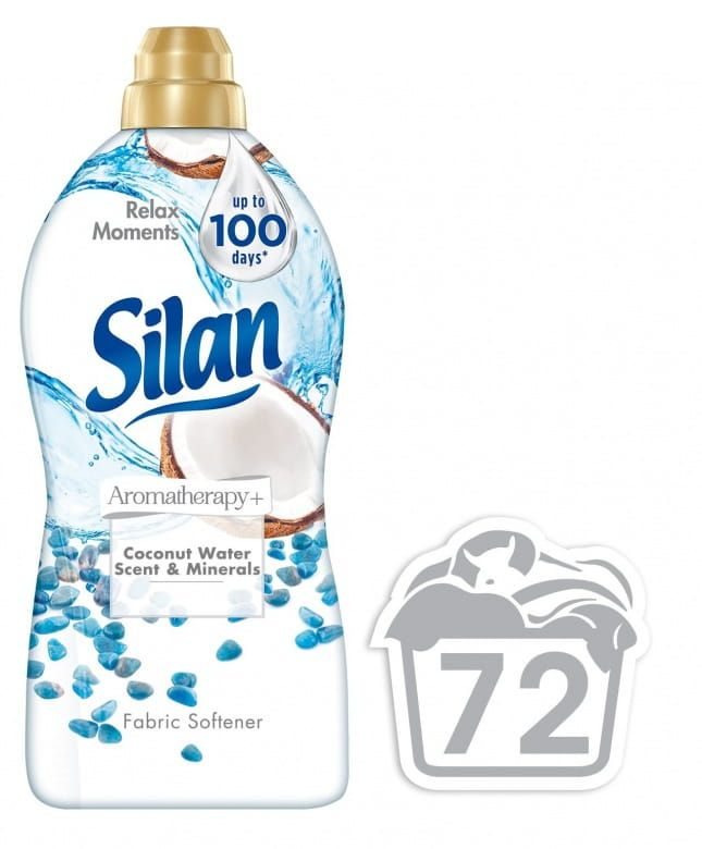 Silan Coconut Water Mineral 1,8l