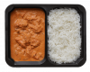 Authentic Butter Chicken s basmati rýží
