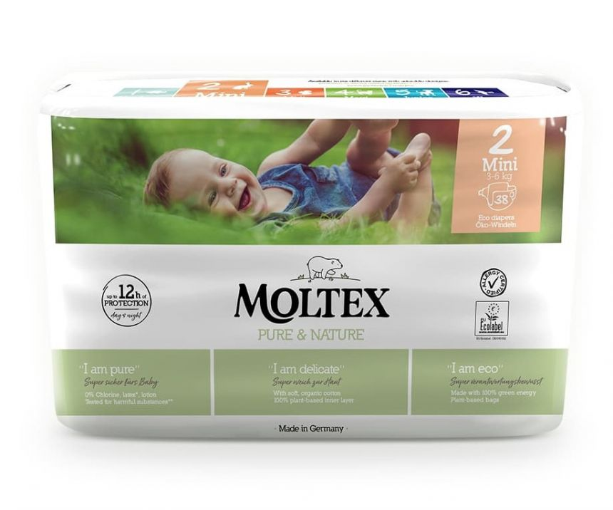Moltex Eko Plenky Pure & Nature Mini (3-6 kg)