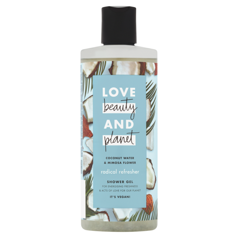 Love Beauty and Planet Sprchový gel  Radical Refresher