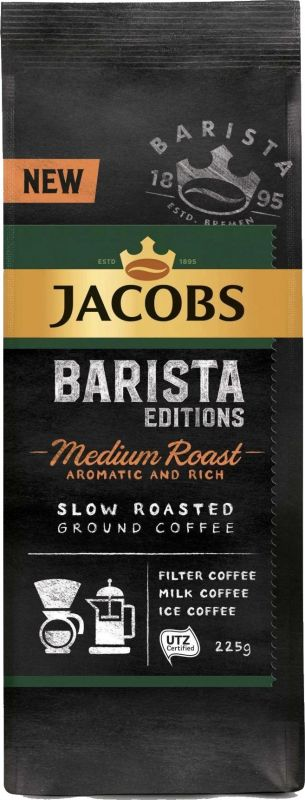 Jacobs Barista Medium Roast