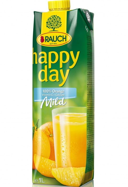 Rauch Happy Day Orange Mild 100%