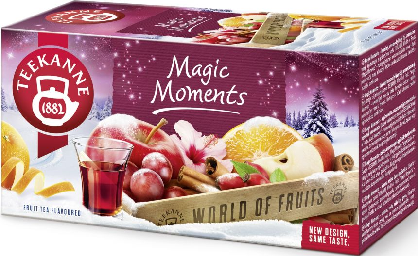 Teekanne Magic Moments World of Fruits 50g