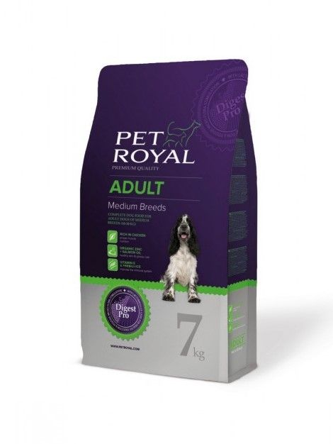 Pet Royal Adult Dog Medium Breeds