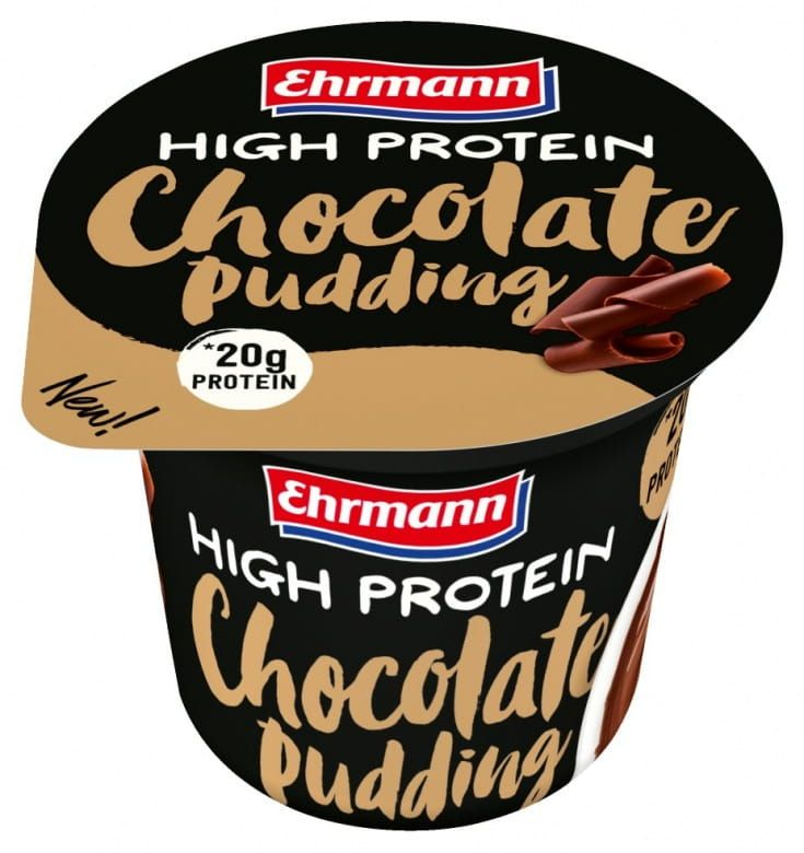 Ehrmann High Protein Pudding Choco