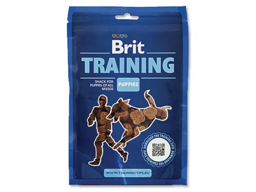 Brit Training Snack Puppies