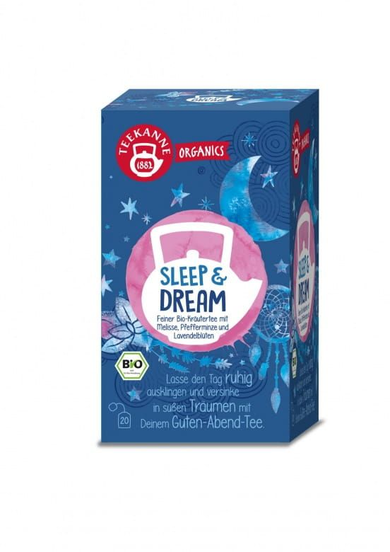 Teekanne BIO Organics Sleep Dream 36g