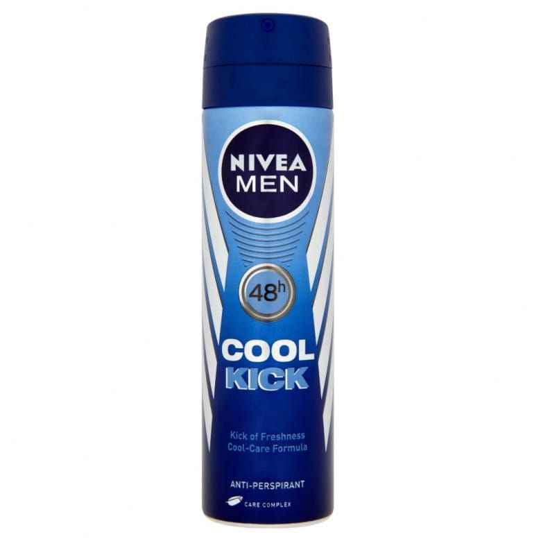 Nivea Men Cool Kick antiperspirant