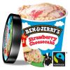Ben & Jerry's Strawberry cheesecake zmrzlina