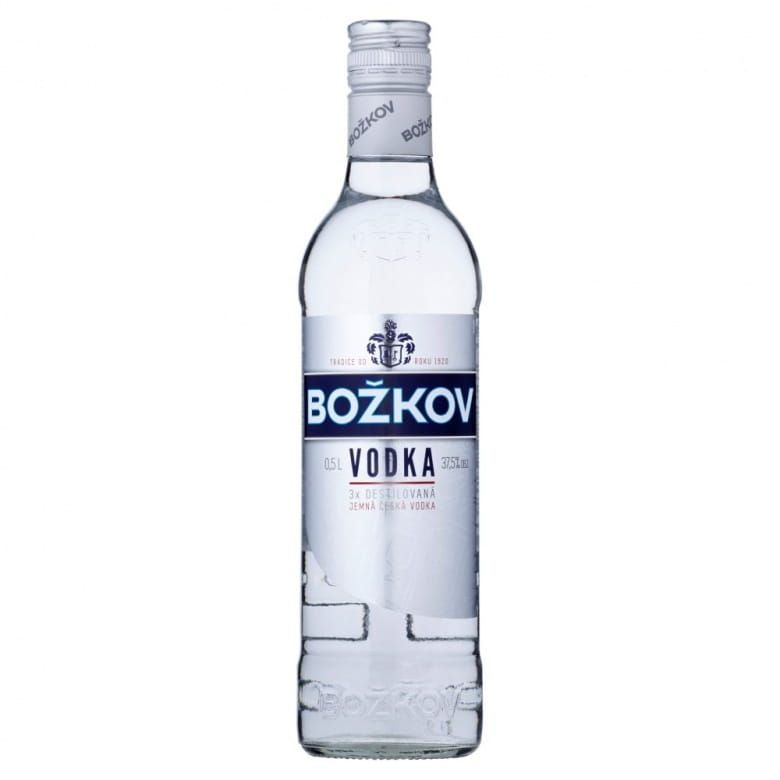 Božkov Vodka (37.5%)