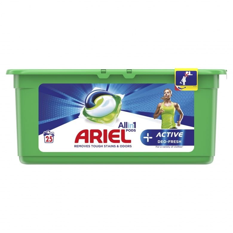 Ariel All in1 Deo Fresh gelové kapsle