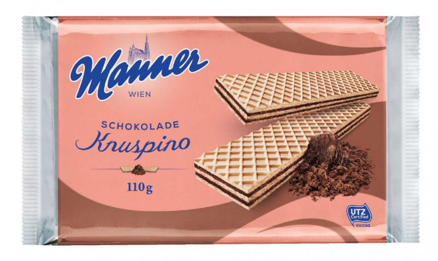 Manner Knuspino Schoko