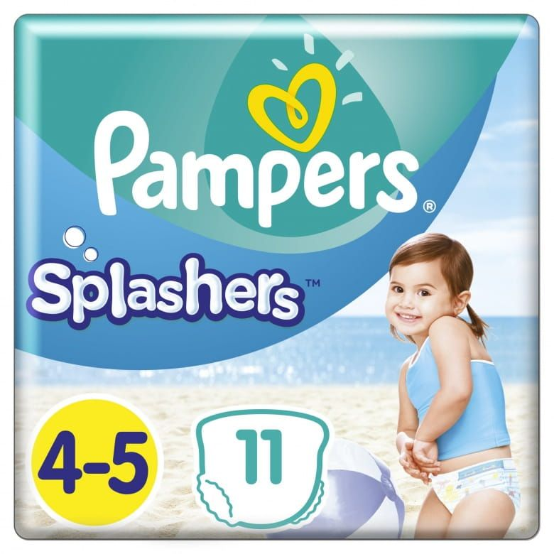 Pampers Pants Splasher Carry Pack S4