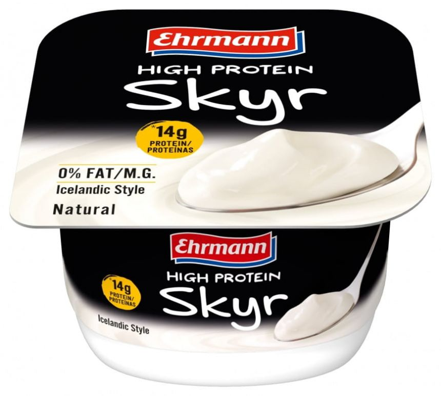 Ehrmann High protein Skyr Natural