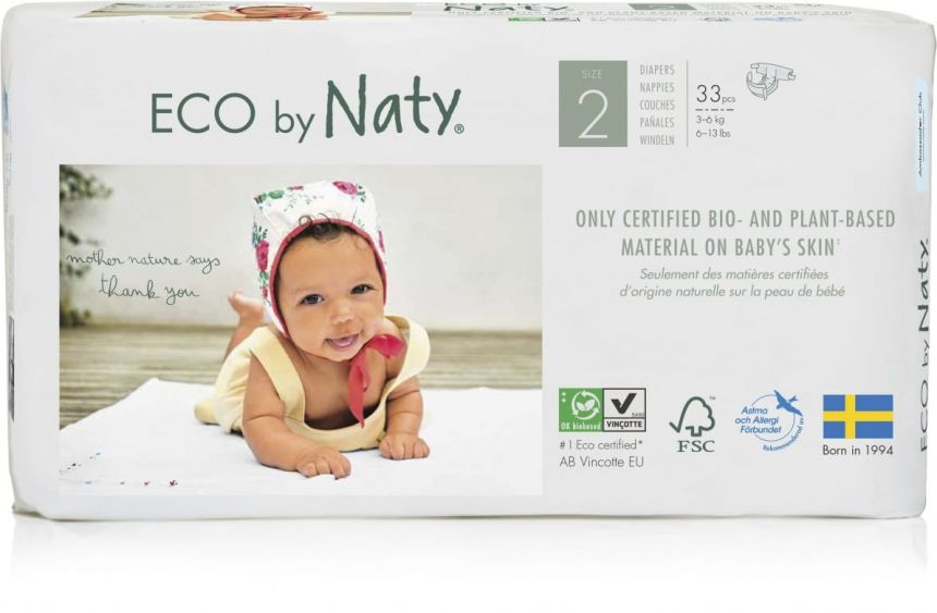 Naty ECO by Naty Mini (3-6kg)