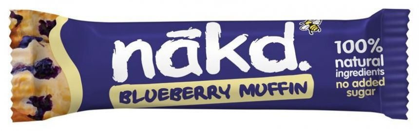 Nakd Tyčinka Blueberry Muffin