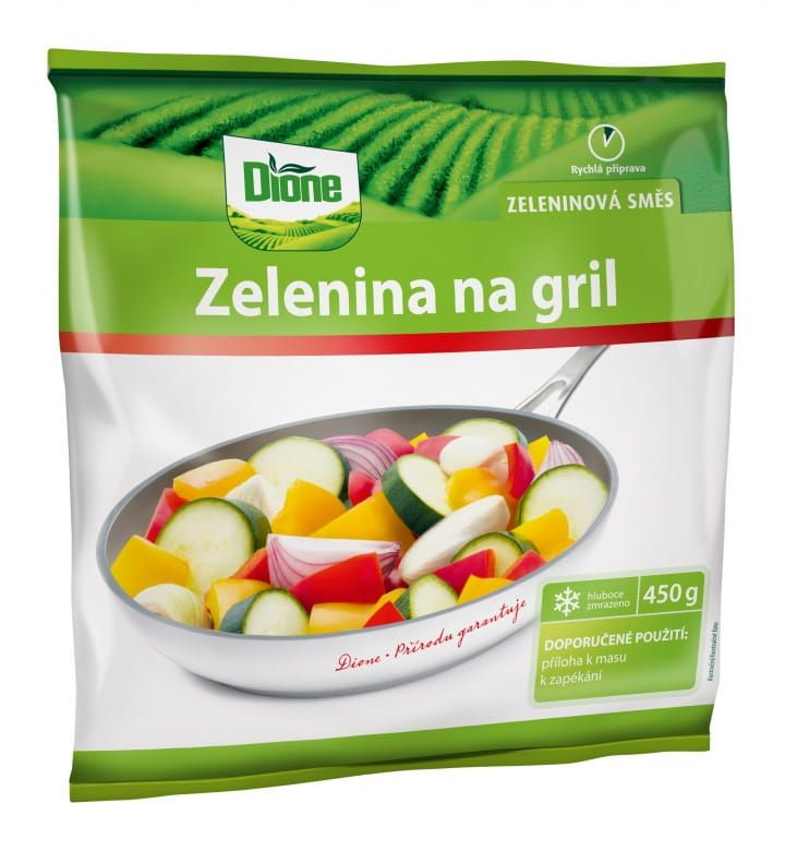 Dione Extra zelenina na gril