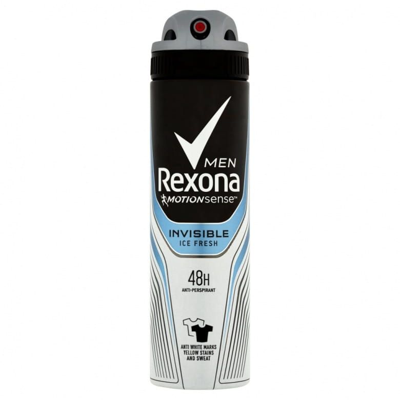 Rexona motionsense invisible ice fresh antiperspirant