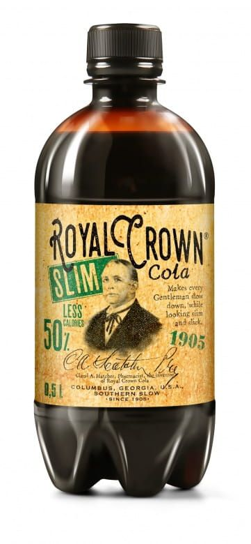 Royal Crown Crown Cola Slim