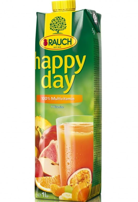 Rauch Happy Day 100% Multivitamin