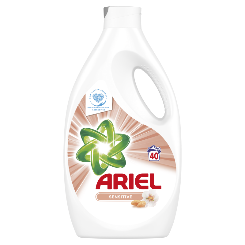 Ariel gel na praní Sensitive 2,2l